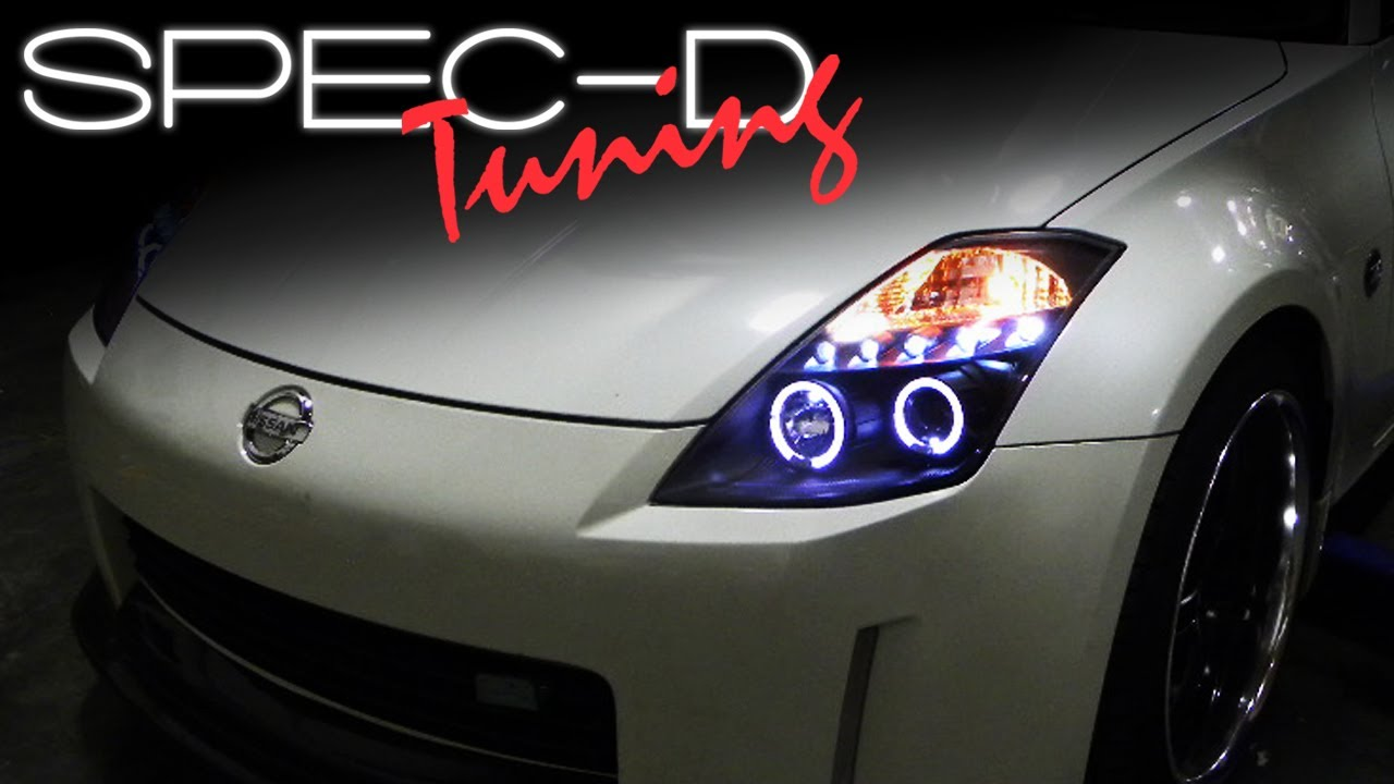 Nissan 350Z Headlights