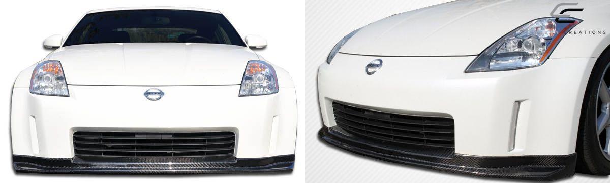 Nissan 350Z Nismo Lip