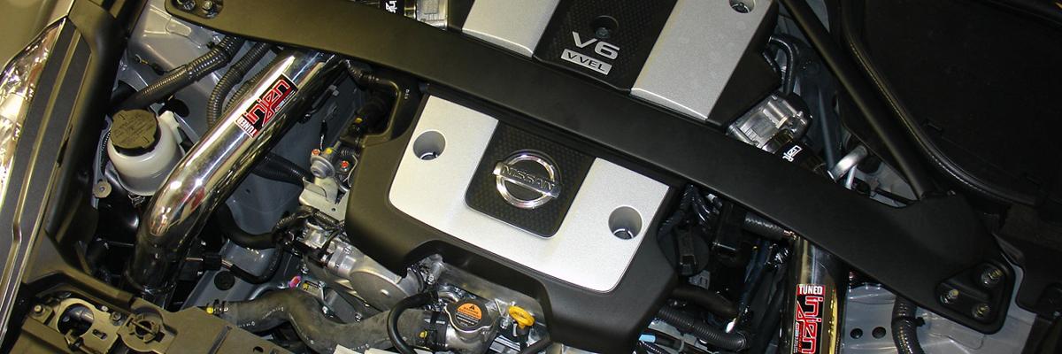 370Z Performance Parts