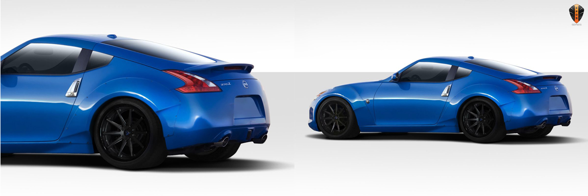 370Z Circuit Wide Body Kit