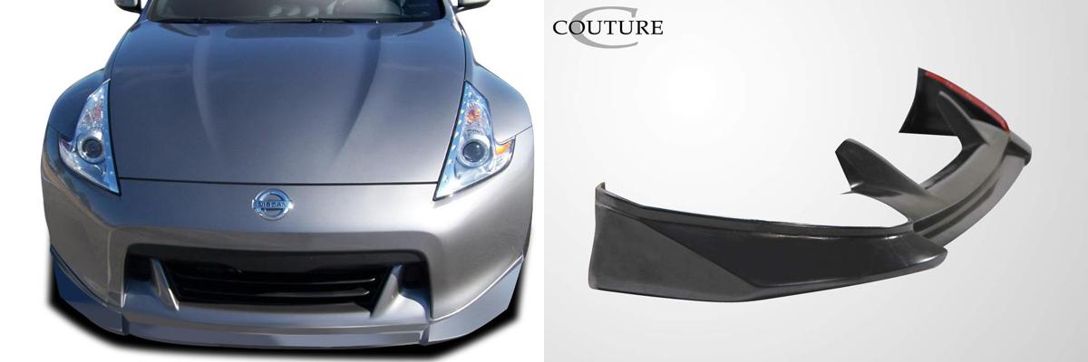 370Z Front Bumper Lip