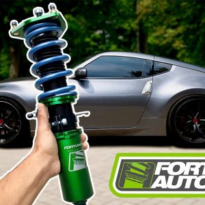 Nissan 370Z Suspension Upgrades | Stance and Alignment