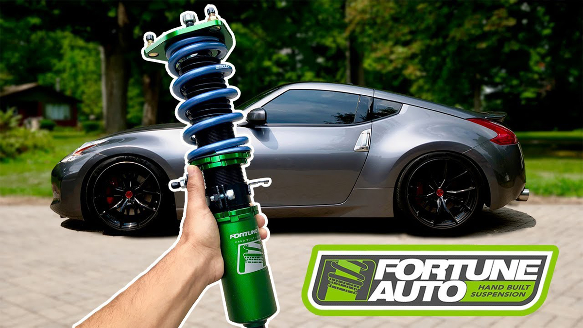 370Z Suspension