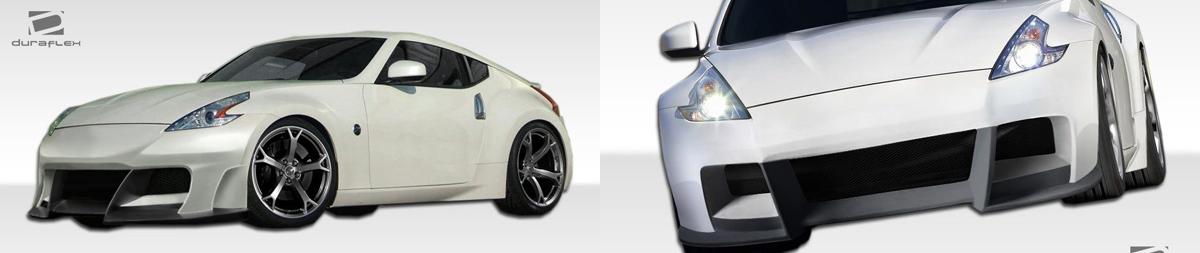 370Z W2 Front Bumper