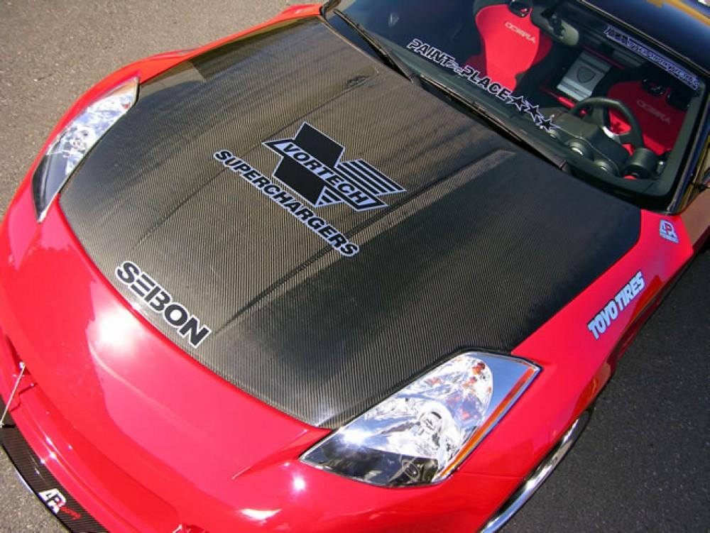 350Z Seibon Carbon