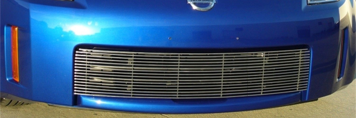 Nissan 350Z Grille