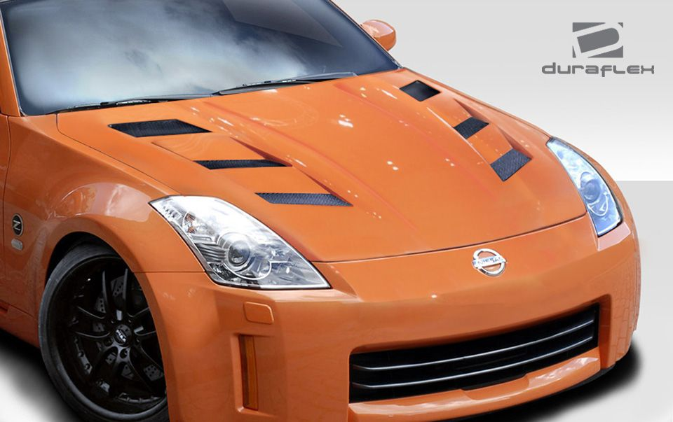 Nissan 350Z Body Kits
