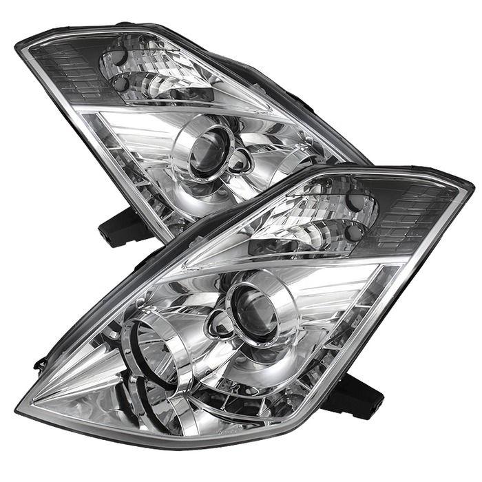 Nissan 350Z Headlights