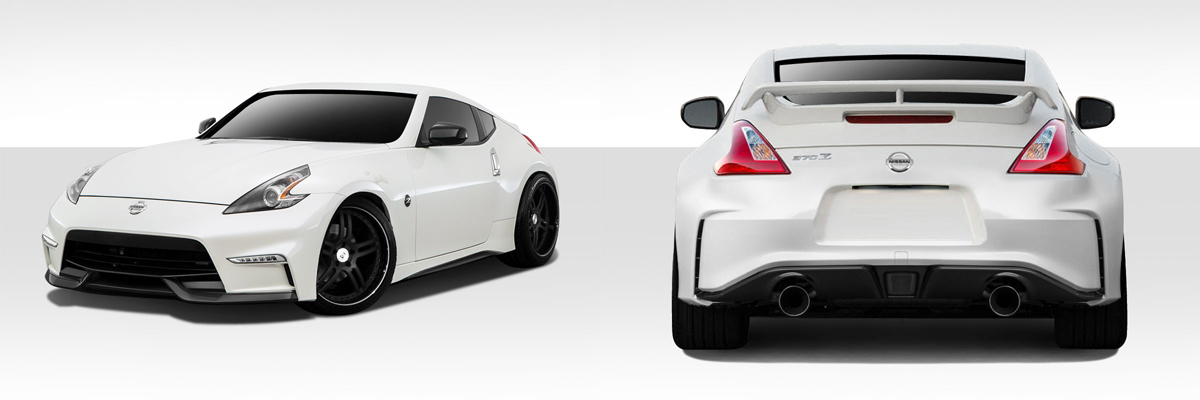Nissan 370Z Body Kits