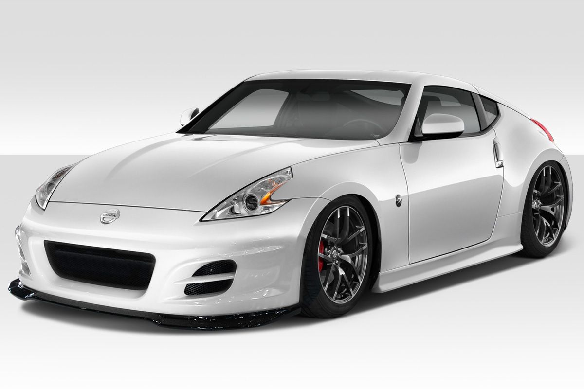 Nissan 370Z Upgrades